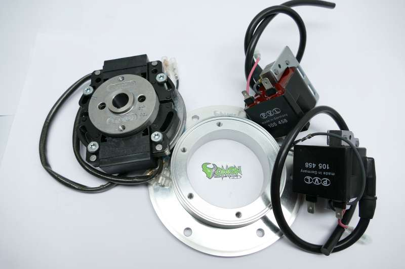 PVL Twin Ignition for 2 Cylinder 180° for RD 250 /350 / 400 with  Yamaha Rd Wiring Diagram on