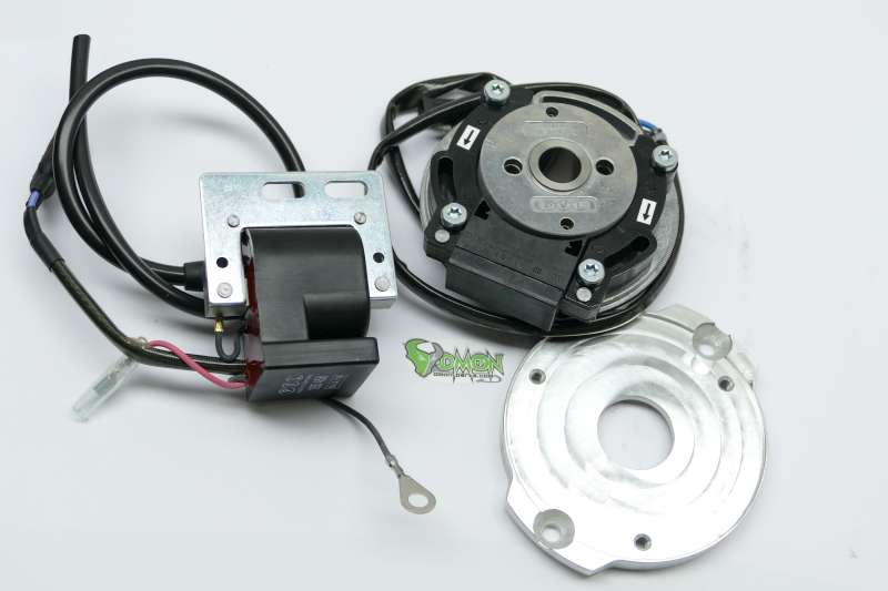 Pvl Complete Analog System For Honda Cr 125 250 R Incl